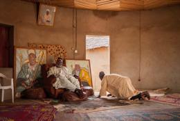 Africa;Benin;;El-Hadj-Issifou-Kpeitoni-Koda-VI;Kaleidos;Kaleidos-images;Kings;Royal-Palace-of-Djougou;Tarek-Charara