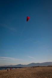 Beach,-Beaches,-Blue,-Kaleidos,-Kaleidos-images,-Kites,-Landscapes,-Mediterranean,-Mediterranean-Sea,-Rouge,-Tarek-Charara,Red