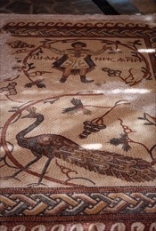 Kaleidos;Kaleidos-images;Middle-East;Mont-Nébo;Mosaic;Mosaïque;Mount-Nebo;Moyen-Orient;Naher-Osten;Near-East;Proche-Orient;Tarek-Charara