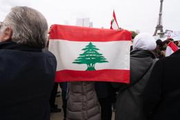 Anti-Corruption;Demonstration;Kaleidos;Kaleidos-images;Lebanon;Paris;Secular-state;Tarek-Charara